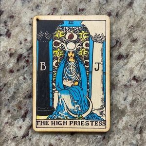 The High Priestess Incense Holder